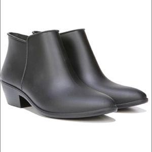 SAM EDELMAN | Low Heel Petty Rain Boots Sz 7